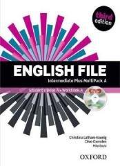 English File 3E Intermediate Plus - okładka podręcznika