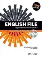 English File 3E Upper Intermediate - okładka podręcznika