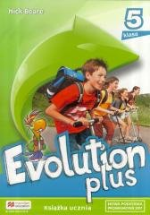Evolution Plus 5 SB - okładka podręcznika