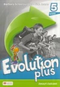 Evolution Plus 5 WB - okładka podręcznika