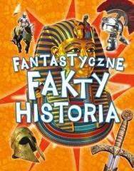 Fantastyczne fakty. Historia - okładka książki