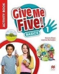 Give Me Five! 1 Activity Book Basic - okładka podręcznika