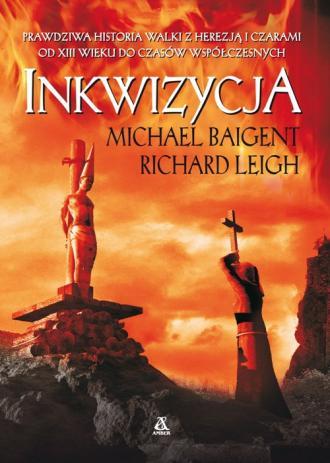 Inkwizycja - okładka książki