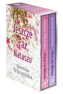 Jeszcze raz, Nataszo / Dasz radę, - okładka książki