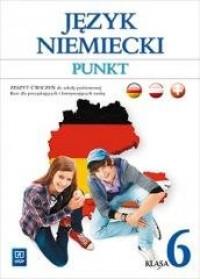 Język niemiecki. Punkt. Klasa 6. - okładka podręcznika
