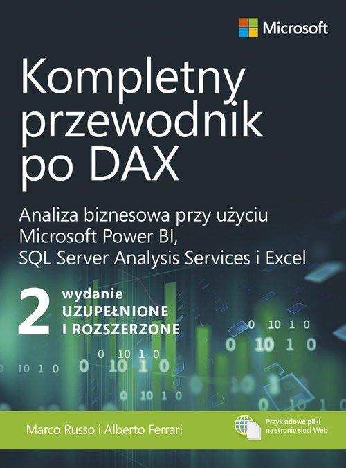 Kompletny przewodnik po DAX. Analiza - okładka książki