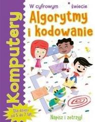 Komputery. Algorytmy i kodowanie - okładka książki