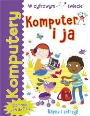 Komputery. Komputer i ja - okładka książki