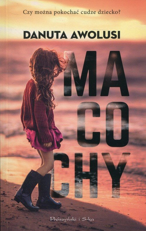 Macochy - okładka książki