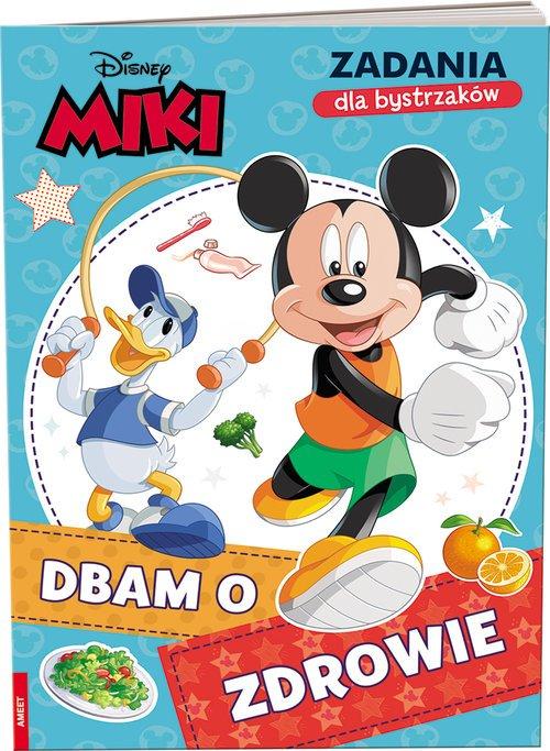 Miki i Przyjaciele Zadania dla - okładka książki