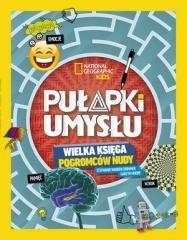National Geographic Kids. Pułapki - okładka książki