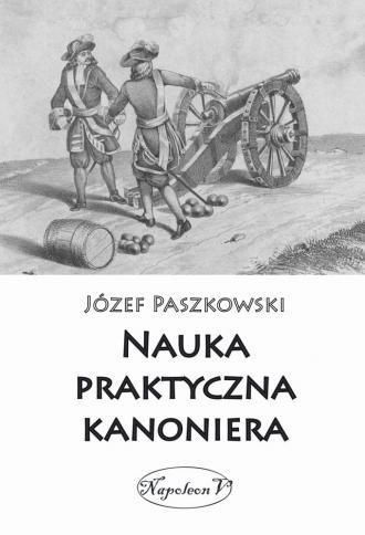 Nauka praktyczna kanoniera - okładka książki