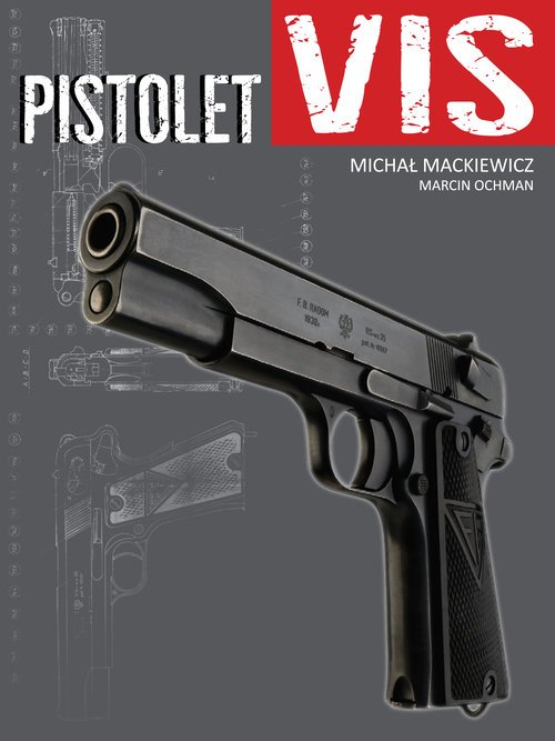 Pistolet VIS - okładka książki