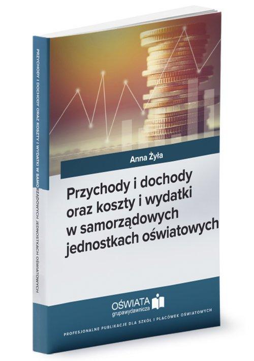 Przychody i dochody oraz koszty - okładka książki