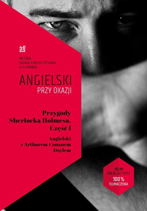 Przygody Sherlocka Holmesa cz. - okładka podręcznika