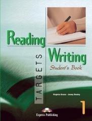 Reading and Writing Tergets 1 SB - okładka podręcznika