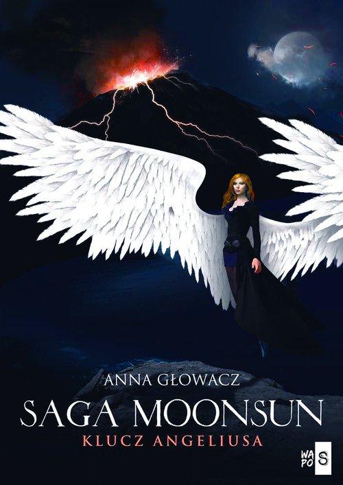 Saga Moonsun. Klucz Angeliusa - okładka książki