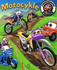 Samochodzik Franek. Motocykle - okładka książki