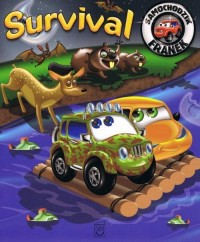 Samochodzik Franek. Survival - okładka książki
