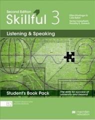Skillful 2nd ed.3 Listening & Speaking - okładka podręcznika