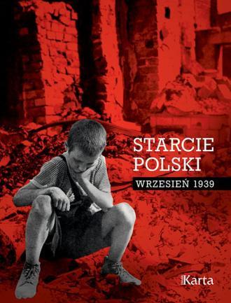 Starcie Polski. Wrzesień 1939 - okładka książki