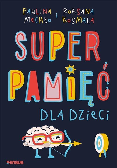 Superpamięć dla dzieci - okładka książki