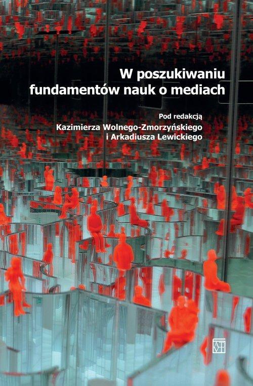 W poszukiwaniu fundamentów nauk - okładka książki
