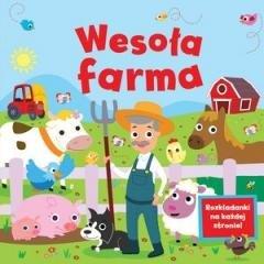 Wesoła farma - okładka książki
