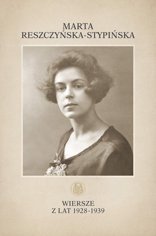 Wiersze z lat 1928-1939 - okładka książki
