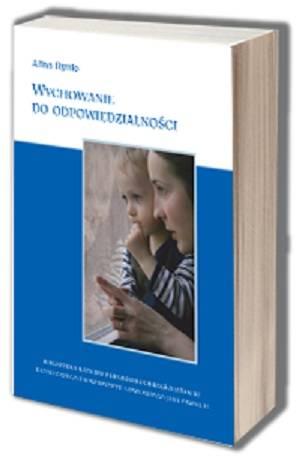 Wychowanie do odpowiedzialności - okładka książki