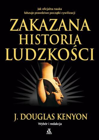 Zakazana historia ludzkości - okładka książki