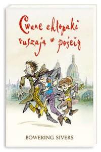 Cwane chłopaki ruszają w pościg - okładka książki