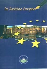 De Doctrina Europea. Roczniki Instytutu Europeistyki. Rok I/2004 - okładka książki