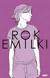 Rok Emilki - okładka książki