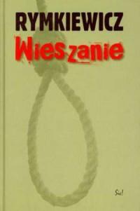 Wieszanie - okładka książki
