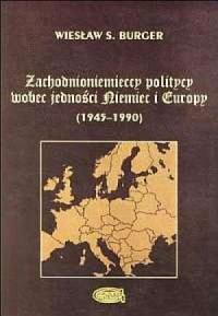 Zachodnioniemieccy politycy wobec - okładka książki