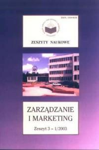 Zeszyty naukowe WSZiM w Sosnowcu. Informatyka - Matematyka. Zeszyt 3-1/2003 - okładka książki