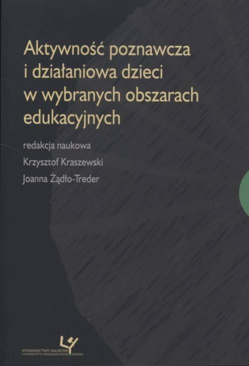 Aktywność poznawcza i działaniowa - okładka książki