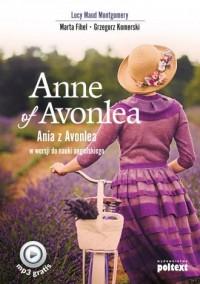 Anne of Avonlea. Ania z Avonlea - okładka podręcznika
