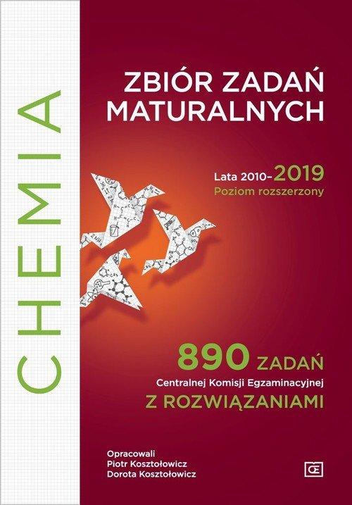 Chemia. Zbiór zadań maturalnych - okładka podręcznika