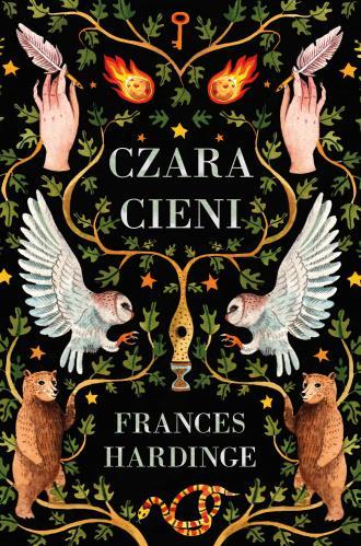 Czara Cieni - okładka książki