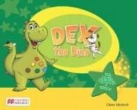 Dex the Dino. Książka ucznia - okładka podręcznika