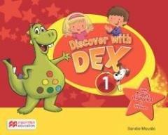 Discover with Dex 1 Książka ucznia - okładka podręcznika