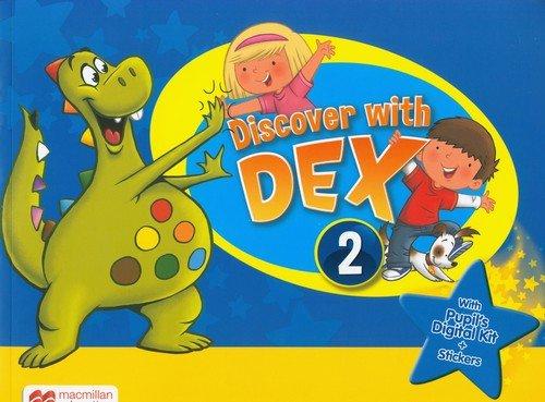 Discover with Dex 2 Książka ucznia - okładka podręcznika