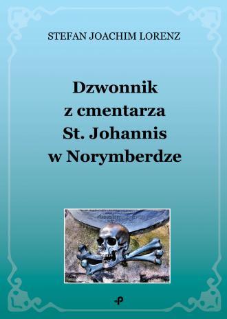 Dzwonnik z cmentarza St. Johannis - okładka książki