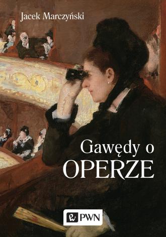 Gawędy o operze - okładka książki