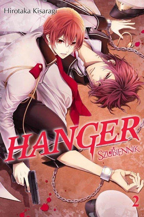 Hanger: Szubiennik 2 - okładka książki