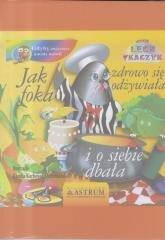 Jak foka zdrowo się odżywiała i - okładka książki