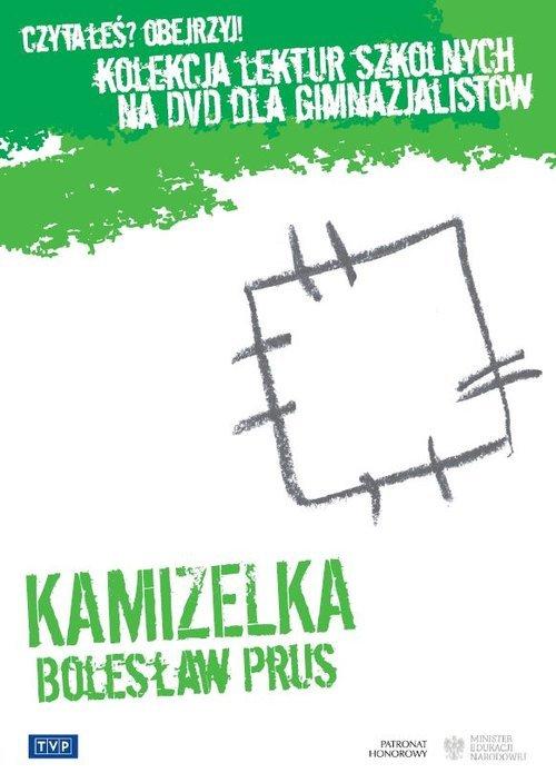 Kamizelka. z cyklu Kolekcja lektur - okładka filmu