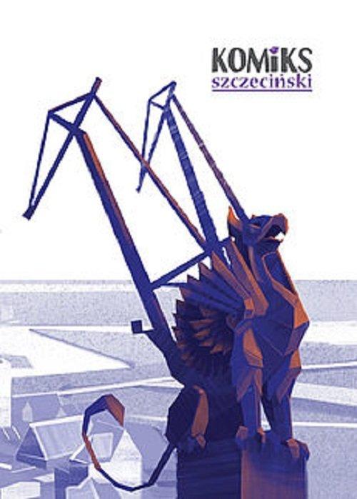 Komiks Szczeciński - okładka książki